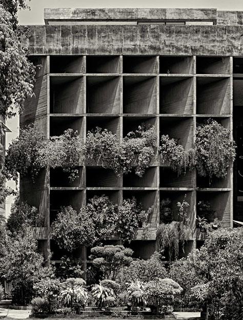 ساختمان انجمن کارخانهداران در احمدآباد هند / لوکوربوزیه