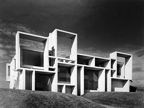 Milam Residence / Paul Rudolph