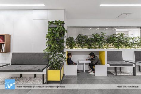 آزمایشگاه بهار / دفتر طراحی درک فضا
