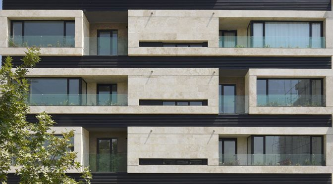 Golzar Residential Building / Barad Architects Group