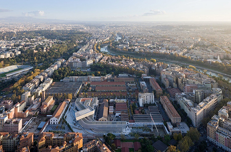 MAXXI Museum, Rome, Italy / Zaha Hadid