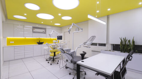 Rubikio Dental Office / Raouf Qasemi, Vali Shishebori