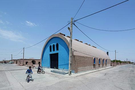 آشپزخانه آقاجون، یزد / سیدامیرحسین صحیحالنسب
