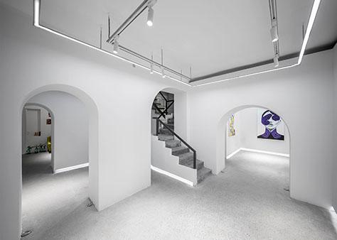 گالری هنری سو، اصفهان / استودیو معماری حس فضا (حسین یزدانی، زهرا حجازی)