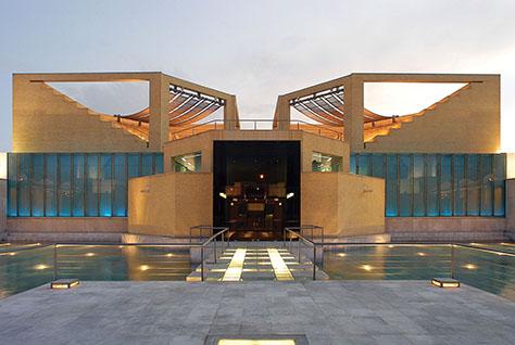 Isfahan Cultural Center / Farhad Ahmadi