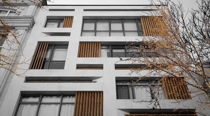 Darous Building / Seyed Hamed Hosseini
