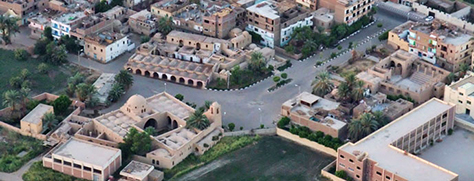 New Gourna Village, Luxor, Egypt / Hassan Fathy