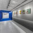 دفتر کار و گالری مکعب آبی / دفتر طراحی درک فضا
