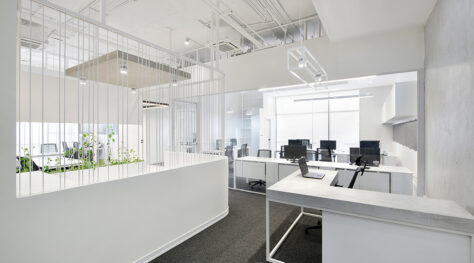 Office No. 804 / Arvin Design & Construction Group