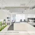 دفتر شرکت مدیا همراه ارتباطات / شرکت آروین
