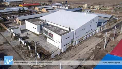 کارخانه شمیم پلیمر / داوود بروجنی