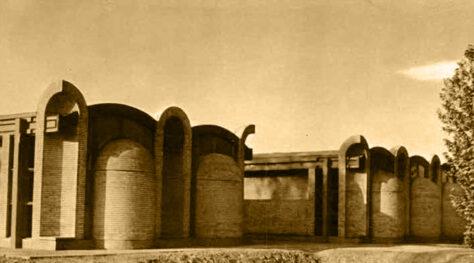 Isfahan Children's Library / Masoud Jahanara