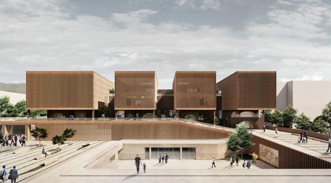 Ferdowsi Cultural Center / Ali Bidram