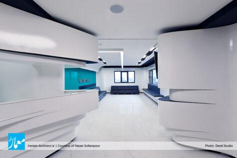 کلینیک دندانپزشکی پارسا / حسن سلطانپور