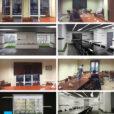 بازسازی سالن کنفرانس شرکت بدرتک الکتریک / دفتر معماری هشت