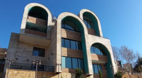 Cheshm Darreh Villa / Sepidar Architecture Group