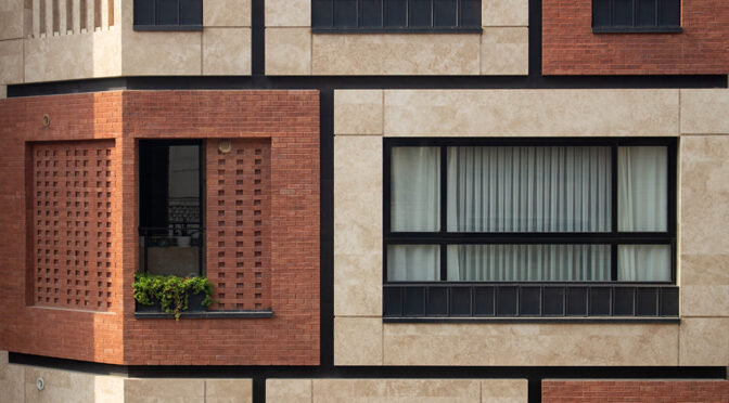 Sepehr Residential Building / First Office