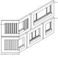 ساختمان مسکونی سپهر / دفتر معماری اول