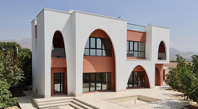 Didar Villa / Adaptive Notion Studio